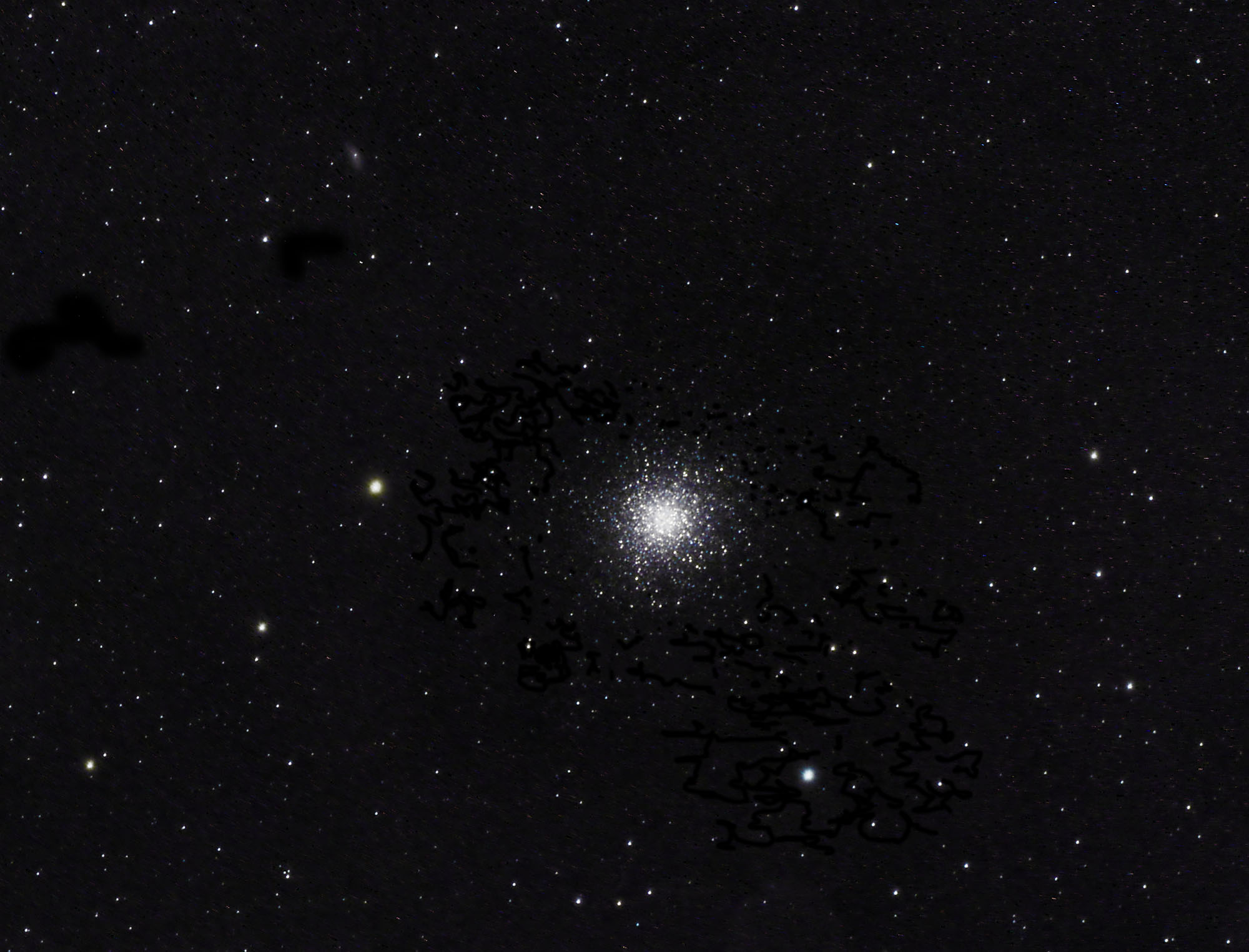 M13, a globural cluseter